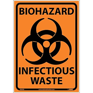 Biohazard Infectious Waste, 10