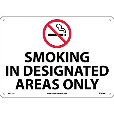 Smoking In Designated Areas Only, Graphic, 10