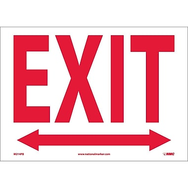 Exit with Double Arrow, 10