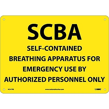 Scba Self-Contained Breathing Apparatus, 10