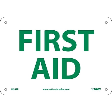First Aid, 7