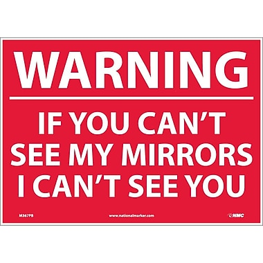 Warning If Your Can't See My Mirrors I Can't ..., 10
