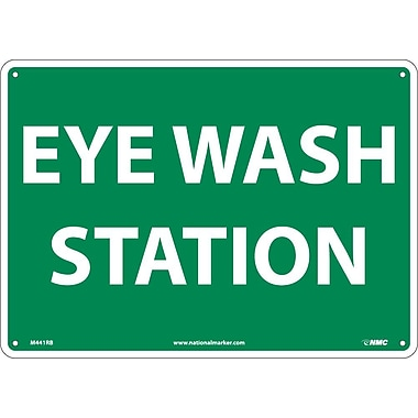 Eye Wash Station, 10