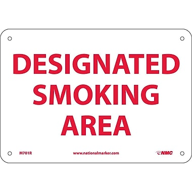 Designated Smoking Area, 7