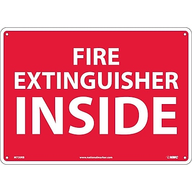 Fire Extinguisher Inside, 10