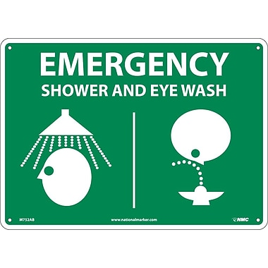 Emergency Shower & Eye Graphics, 10