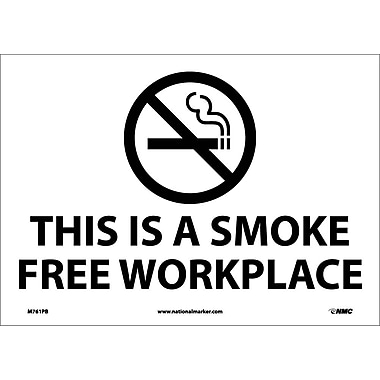 Graphic This Is A Smoke Free Workplace, 10