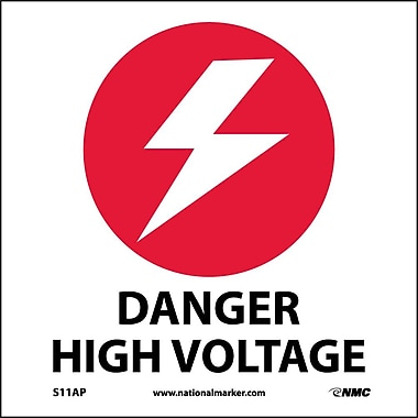 Danger High Voltage, 4