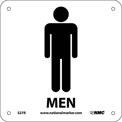 Men (With Graphic), 7X7, Rigid Plastic