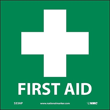 First Aid Graphic, 4