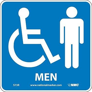Men (W/ Graphic), 7X7, Rigid Plastic