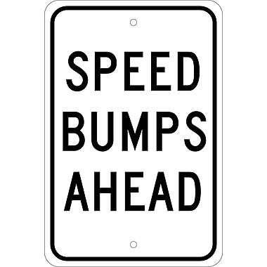 Speed Bumps Ahead, 18