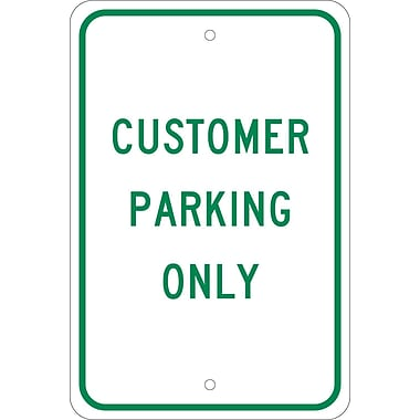 Customer Parking Only, 18
