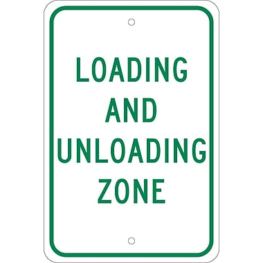 Loading And Unloading Zone, 18