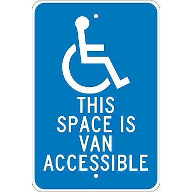 This Space Is Van Accessible, 18