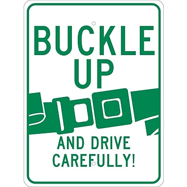 Buckle Up And Drive Carefully, 24