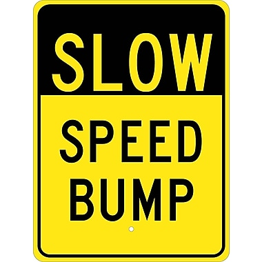 Slow Speed Bump, 24