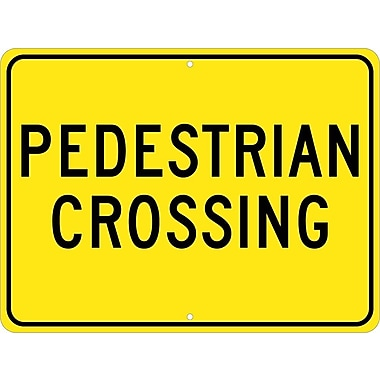 Pedestrian Crossing, 18