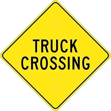 Truck Crossing, 24
