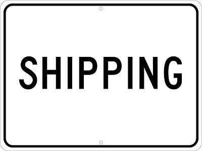 Shipping, 18X24, .080 Hip Ref Aluminum