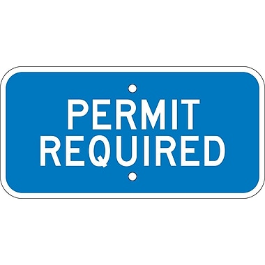 Permit Required, 6