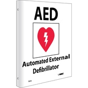 Aed, Flanged, 10X8, Rigid Plastic