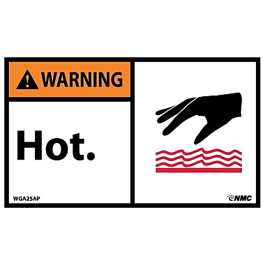Warning, Hot, 3
