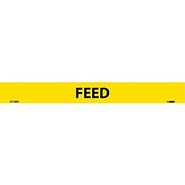 Pipemarker, Feed, 1