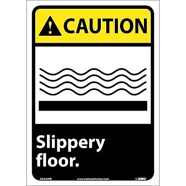 Caution, Slippery Floor, 14