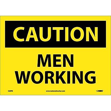 Caution, Men Working, 10