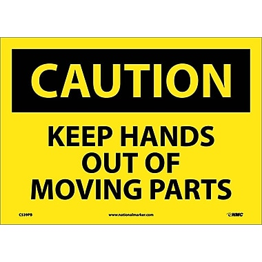 Caution, Keep Hands Out Of Moving Parts, 10