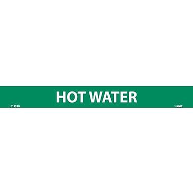 Pipemarker, Hot Water, 1