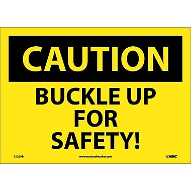 Caution, Buckle Up for Safety!, 10