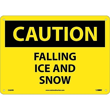 Caution, Falling Ice And Snow, 10