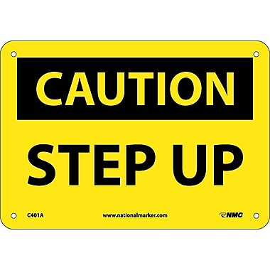 Caution, Step Up, 7