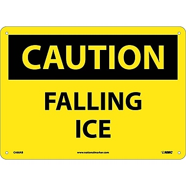 Caution, Falling Ice, 10