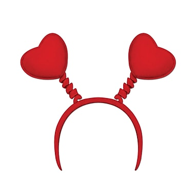 Heart Boppers, Red, 4/Pack