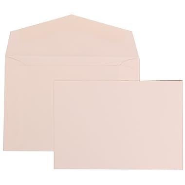 JAM Paper® Wedding Invitation Set, Small, 3 3/8 x 4 3/4, 100 White Cards with 100 White Envelopes, 100/set (304325164)