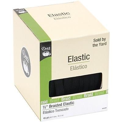 Braided Elastic, 1/2