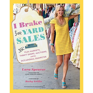 Stewart Tabori & Chang Books, I Brake For Yard Sales