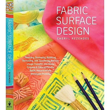 Storey Publishing, Fabric Surface Design