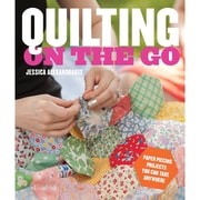 Potter Craft Books, Quilting On The Go
