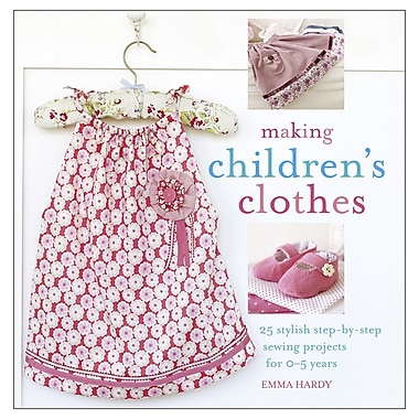 Cico Books, Making Children's Clothes