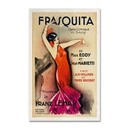 "Trademark Fine Art 'Frasquita' 22"" x 32"" Canvas Art"
