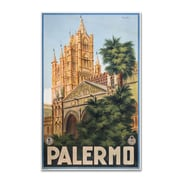 "Trademark Fine Art 'Palermo' 16"" x 24"" Canvas Art"