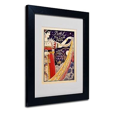 Trademark Fine Art 'Bal du Grand Prix' 11