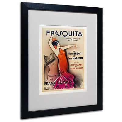 Trademark Fine Art 'Frasquita' 16