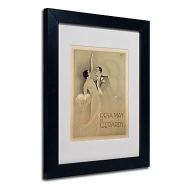 Trademark Fine Art 'Rena May Et Gerardy' 11