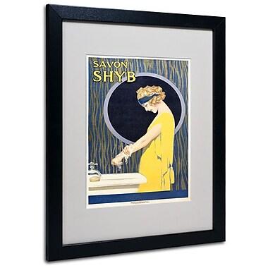 Trademark Fine Art 'Savon S H Y B' 16