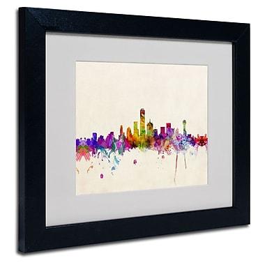 Trademark Fine Art 'Dallas, Texas' 11